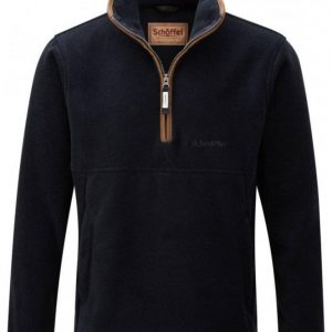 Schoffel Berkeley Half Zip Fleece