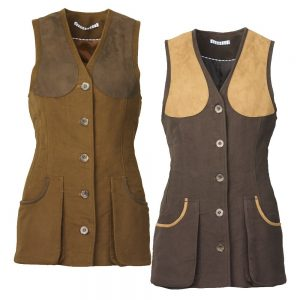 LAKSEN LADY BROADLAND WOMEN'S SHOOTING VEST