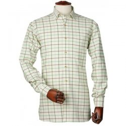 LAKSEN TIMOTHY TATTERSALL CHECK SHIRT