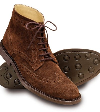 LAKSEN WESTMINSTER BROGUE BOOT