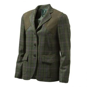 BERETTA ST. JAMES WOMEN'S TWEED SHOOTING JACKET