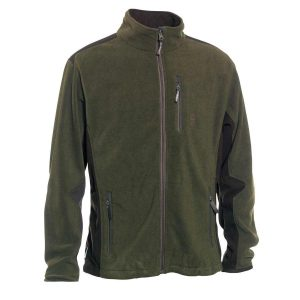 DEER HUNTER MUFLON ZIP IN FLEECE JACKET