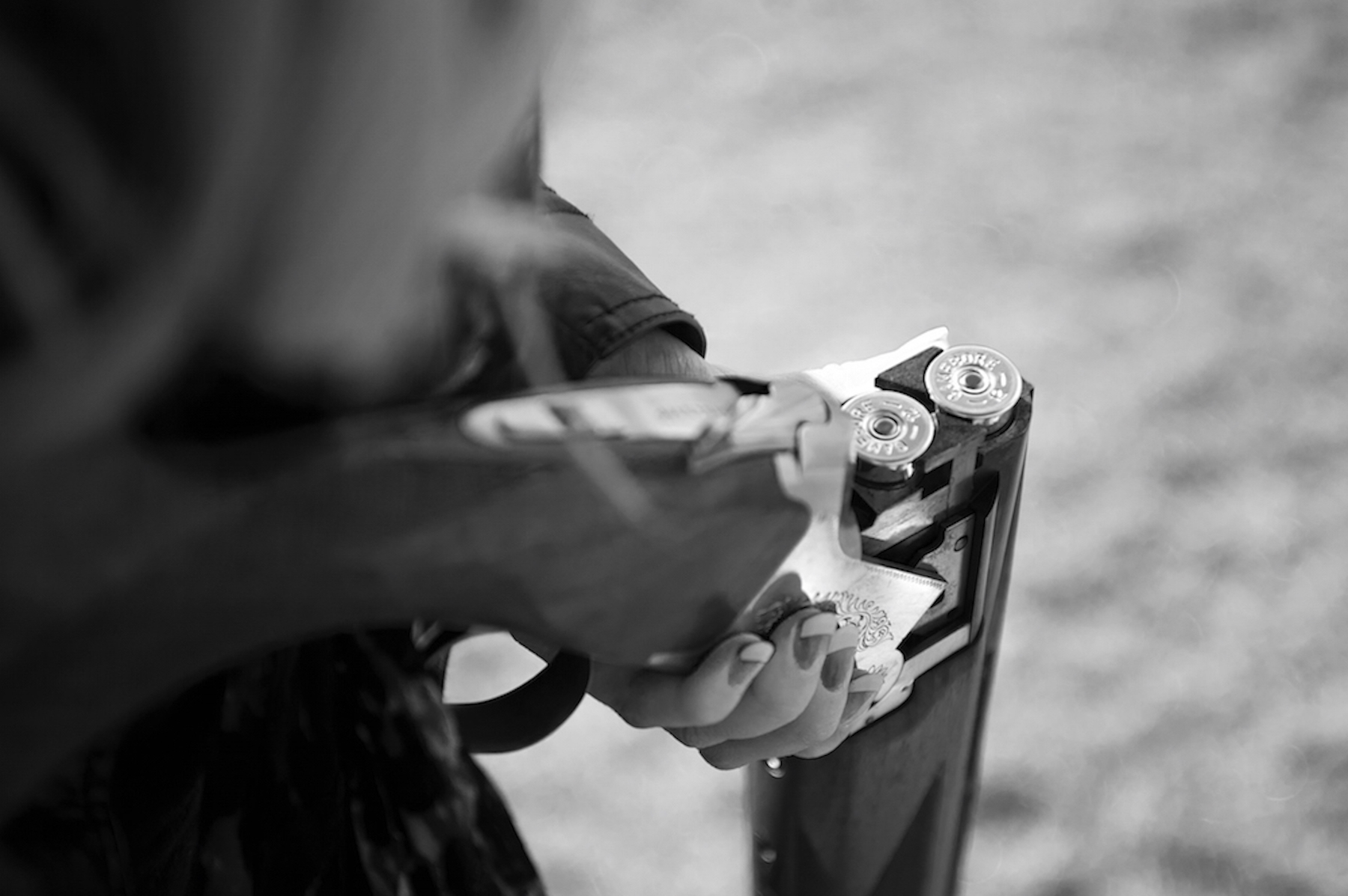 Leicestershire Ladies Clay Shooting Event