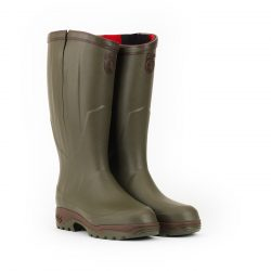 Aigle Parcours ISO II Open Wellies Green