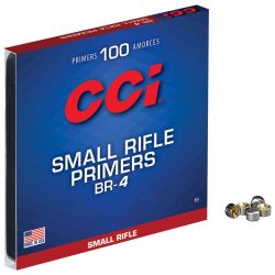 CCI Small Rifle Primers no.400 qty 100