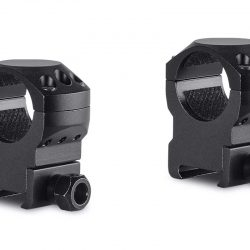 "HAWKE Tactical Ring Mounts 1"" 2 Piece Weaver High"