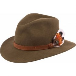 Alan Paine Richmond Felt Hat Olive A.350×700
